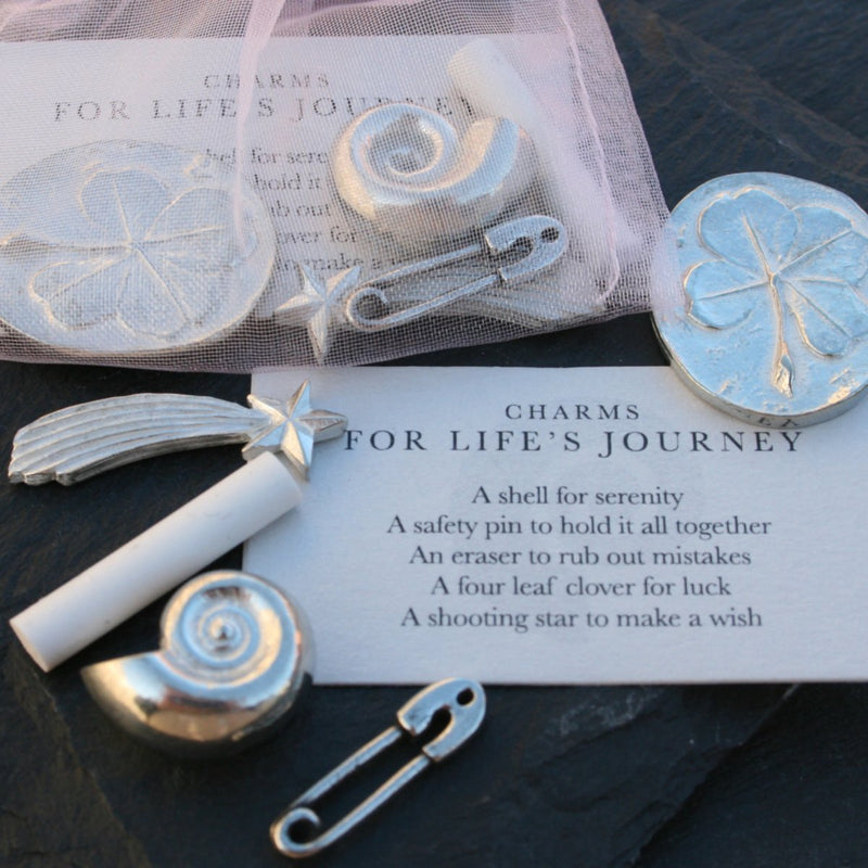 Charms for Life's Journey