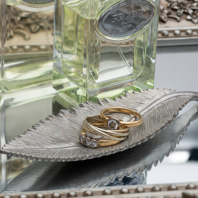 Feather Ring Tray