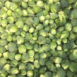 Brussels Sprouts: Long Island Improved