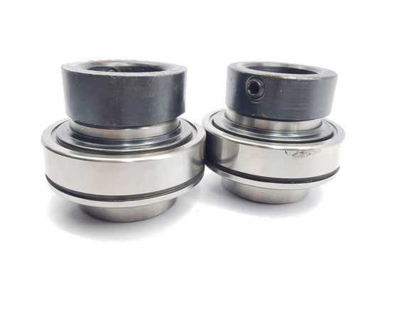 FAFNIR (LOT OF 2) G1100KRR+COL BALL BEARING INSERT (BLEMISHED)