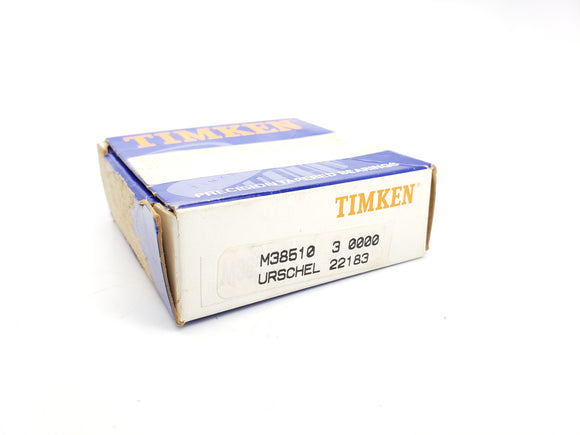 TIMKEN M38510 *3 PRECISION TAPERED BEARING CUP