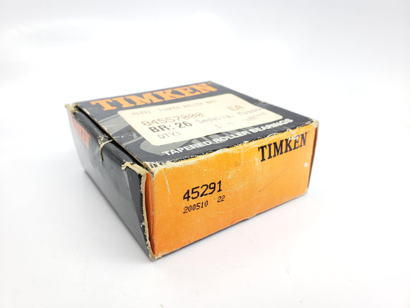 TIMKEN 45291 TAPERED ROLLER BEARING CONE