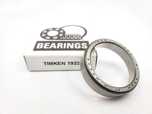 TIMKEN 1932 TAPERED  BEARING CUP