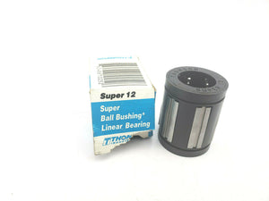 Copy of THOMASON SUPER 12 SUPER BALL BUSHING* LINEAR BEARING