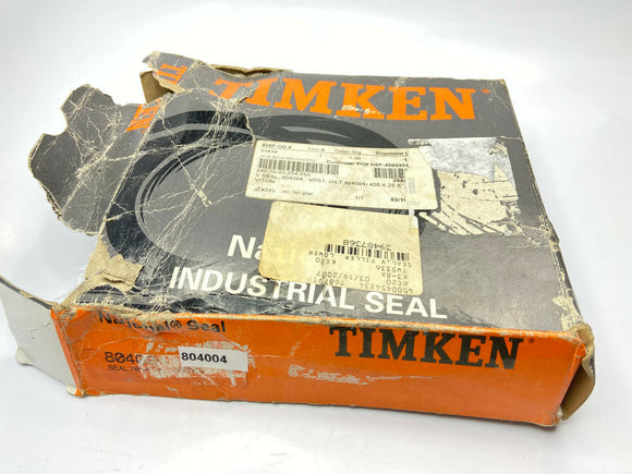 Timken (National Seal) 804004 V Seal