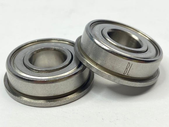 SFR6-ZZ Flanged Miniature Ball Bearing 3/8x7/8x9/32 Inches