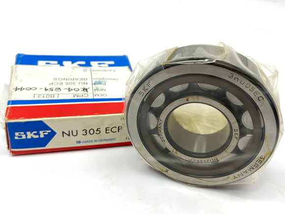 SKF NU 305 ECP Cylindrical Roller Bearing