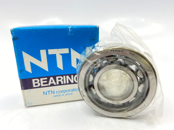 NTN NU 204 Cylindrical Roller Bearing