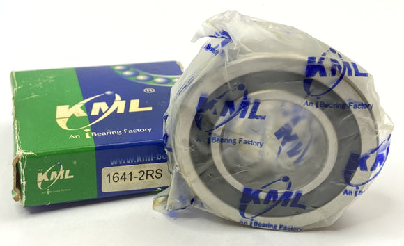 KML 1641-2RS Single Row Radial Ball Bearing