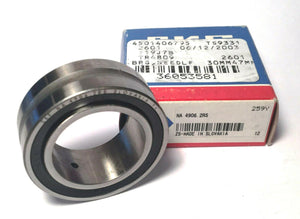 SKF NA 4906 2RS Needle Bearing