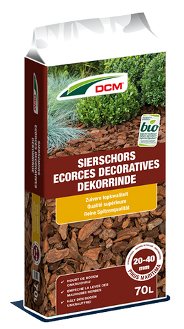 DCM SIERSCHORS 20-40 MM 70L