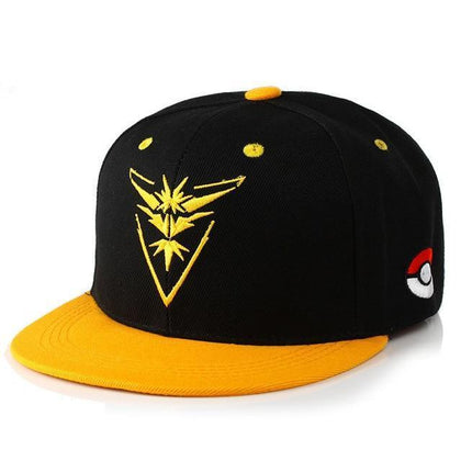 Pokemon baseball cap collection