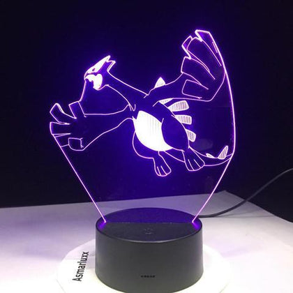 Pokemon lamp collection