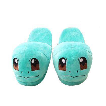 Pokemon slippers collection