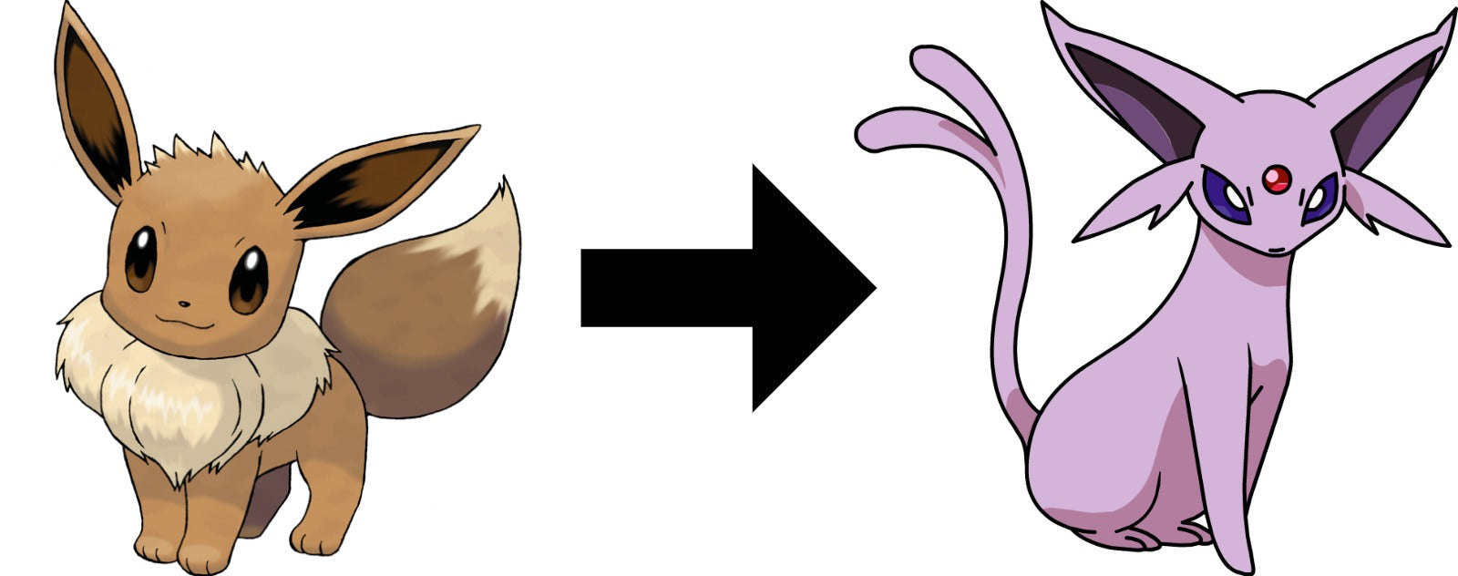 How to Evolve Eevee into Espeon in pokemon sword and shield