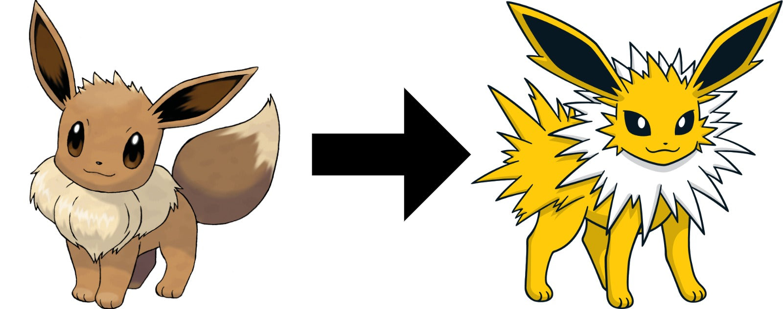 How to Evolve Eevee into Jolteon in pokemon sword and shield
