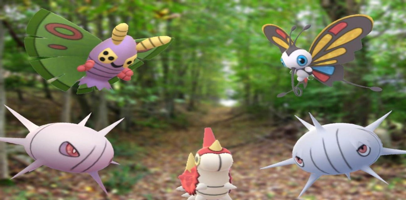How to choose the evolution of Wurmple everything to know from pokemon faction