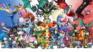 Home page Pokemon faction
