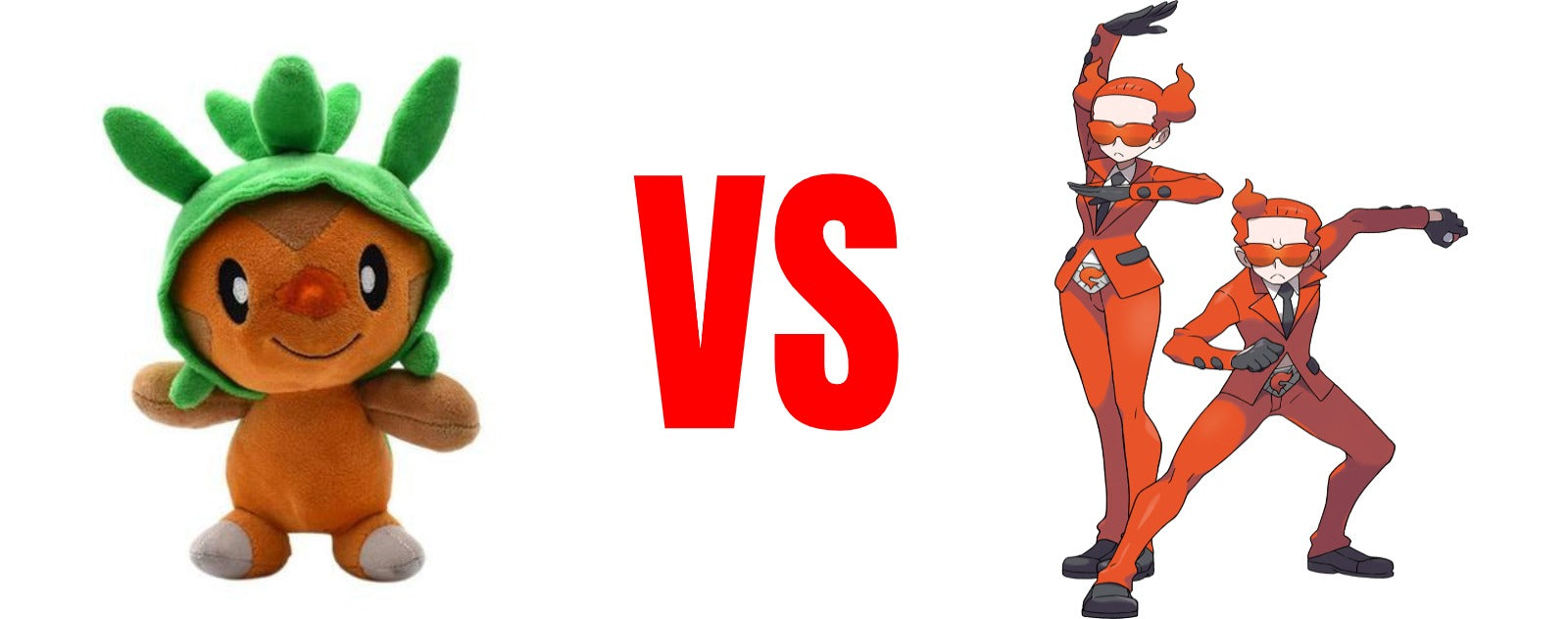 chespin versus team flare