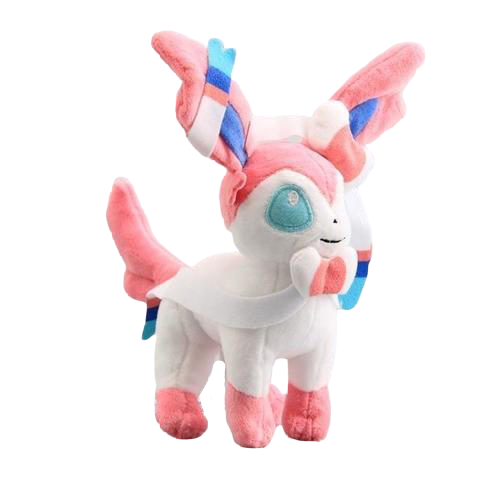 Pokemon plush  Sylveon