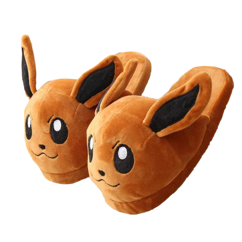 Eevee slippers adult