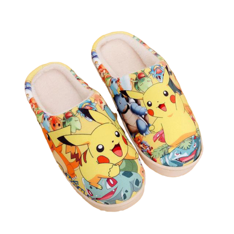 Pokemon slippers Pokemon