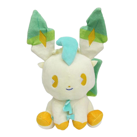Kawaii leafeon plush