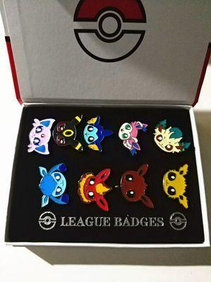 Pokemon eevee badge