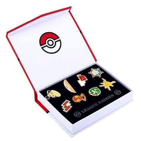 Pokemon kalos badge case
