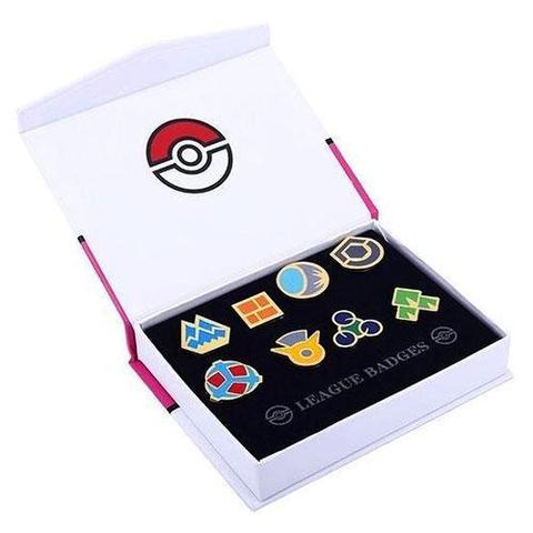 Pokemon sinnoh badge case