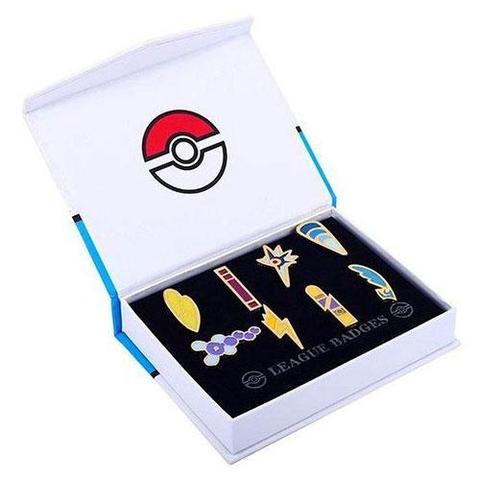 Unova badge case