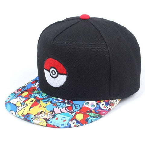 Pokemon baseball cap Pokedex