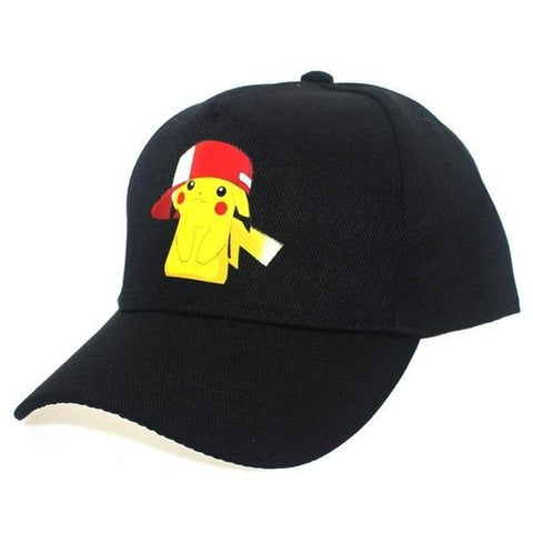 Pokemon baseball cap <br> Pikachu Sacha | Pokemon Faction
