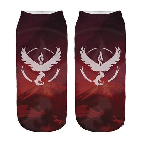 Team valor socks