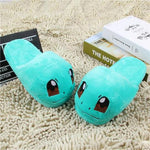 slippers of squirtle from the anime pokemon