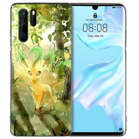 Pokemon phone case <br> Huawei Leafeon | Pokemon Faction