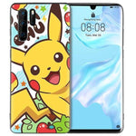 Pokemon phone case Huawei Happy Pikachu