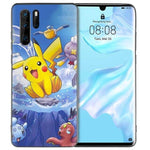 Pokemon phone case <br> Huawei Beach Pikachu | Pokemon Faction