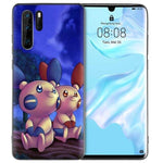 Pokemon phone case Huawei Plusle Minun