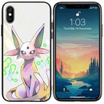 Pokemon phone case iPhone Espeon