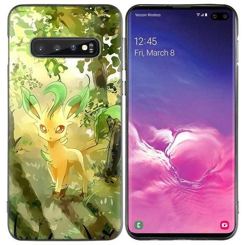 Pokemon phone case Samsung Leafeon