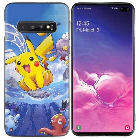 Pokemon phone case <br> Samsung Beach Pikachu | Pokemon Faction