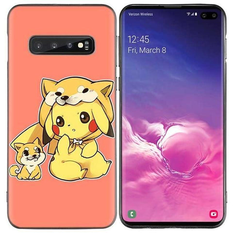 Pokemon phone case <br> Samsung Shiba Pikachu | Pokemon Faction