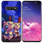 Pokemon phone case Samsung Plusle Minun