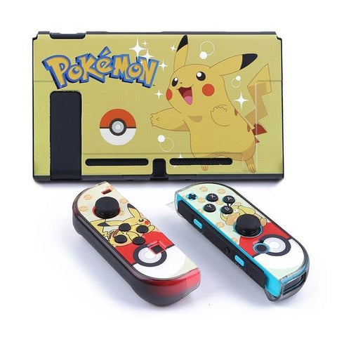 Nintendo Switch case <br> Pikachu | Pokemon Faction