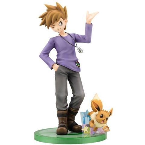 Pokemon figure Gary Oak