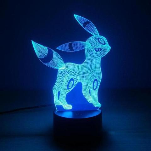Umbreon lamp