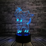 Sylveon lamp