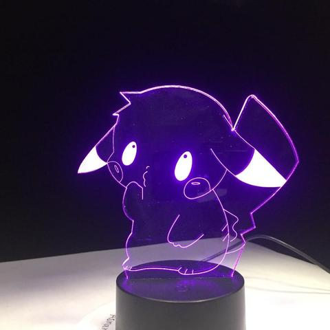 Pokemon Lamp <br> Cute Pikachu | Pokemon Faction