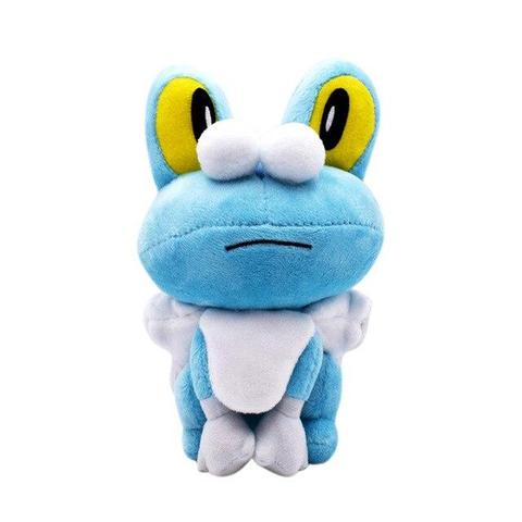 Froakie plush toy front view